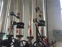 JCVF皮革厂过热蒸汽流量计