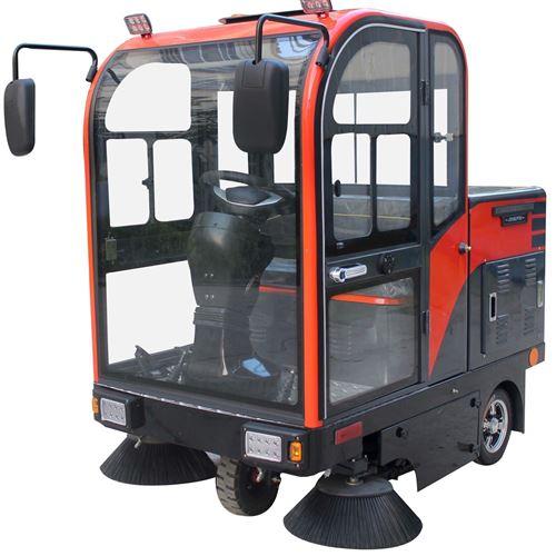 驾驶型电动环卫清扫车