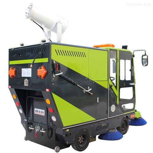 新能源纯电动环卫扫地车