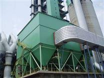 大庆水泥厂专用除尘器工作原理