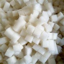广西聚氨酯海绵填料 水处理生物填料定制