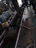 礦車整體結構臥式拉力試驗機