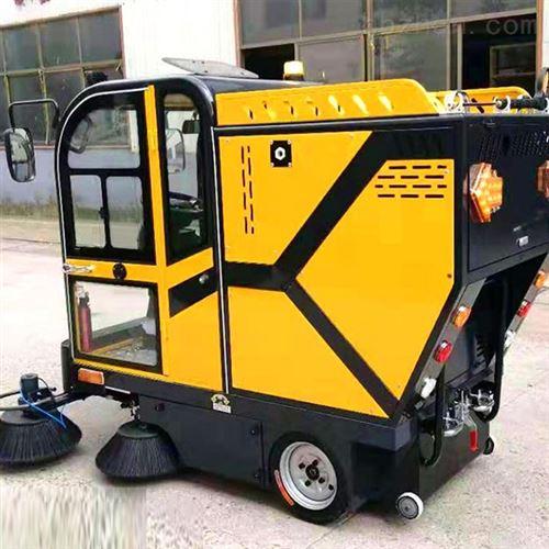驾驶式工业电动扫地车