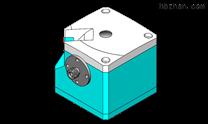 光學弧形角度定位透射積分球
