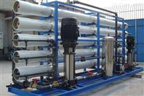 8T/H双级纯水反渗透设备