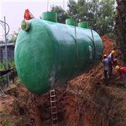 20立方米/天一体化生活污水处理设备