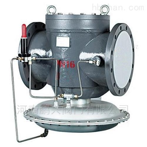 RTJ-E燃气调压阀
