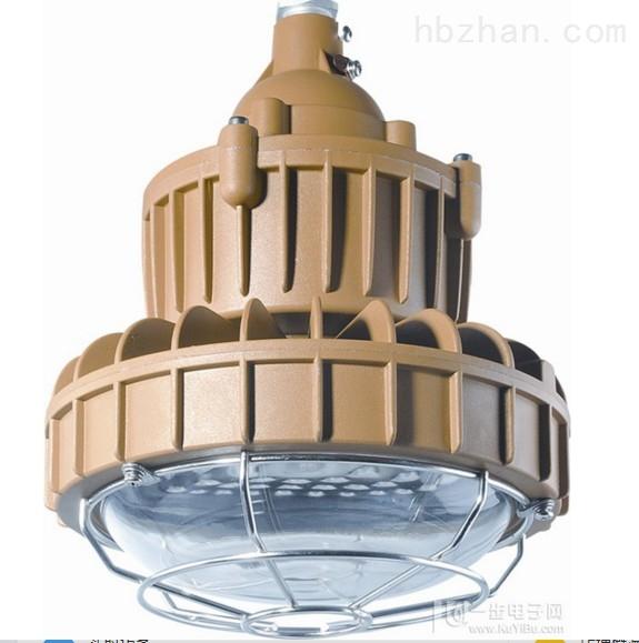 KHD350天然气站LED防爆灯带铁丝网照明灯