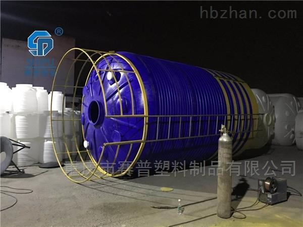 30吨加厚塑料水塔 PE牛筋料耐腐蚀储水罐