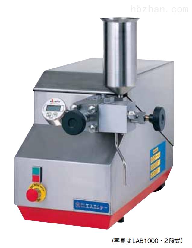 日本SMT实验高压均质机LAB1000