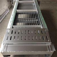 污水处理链板式机械格栅除污机