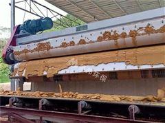 dyq30003青海砂石料场污水污泥脱水机厂家直销