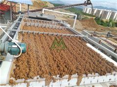 dyq30003新疆沙场带式泥浆处理设备价格