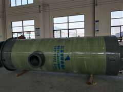 一体化预制泵站广东茂名市一体化提升泵站污水处理