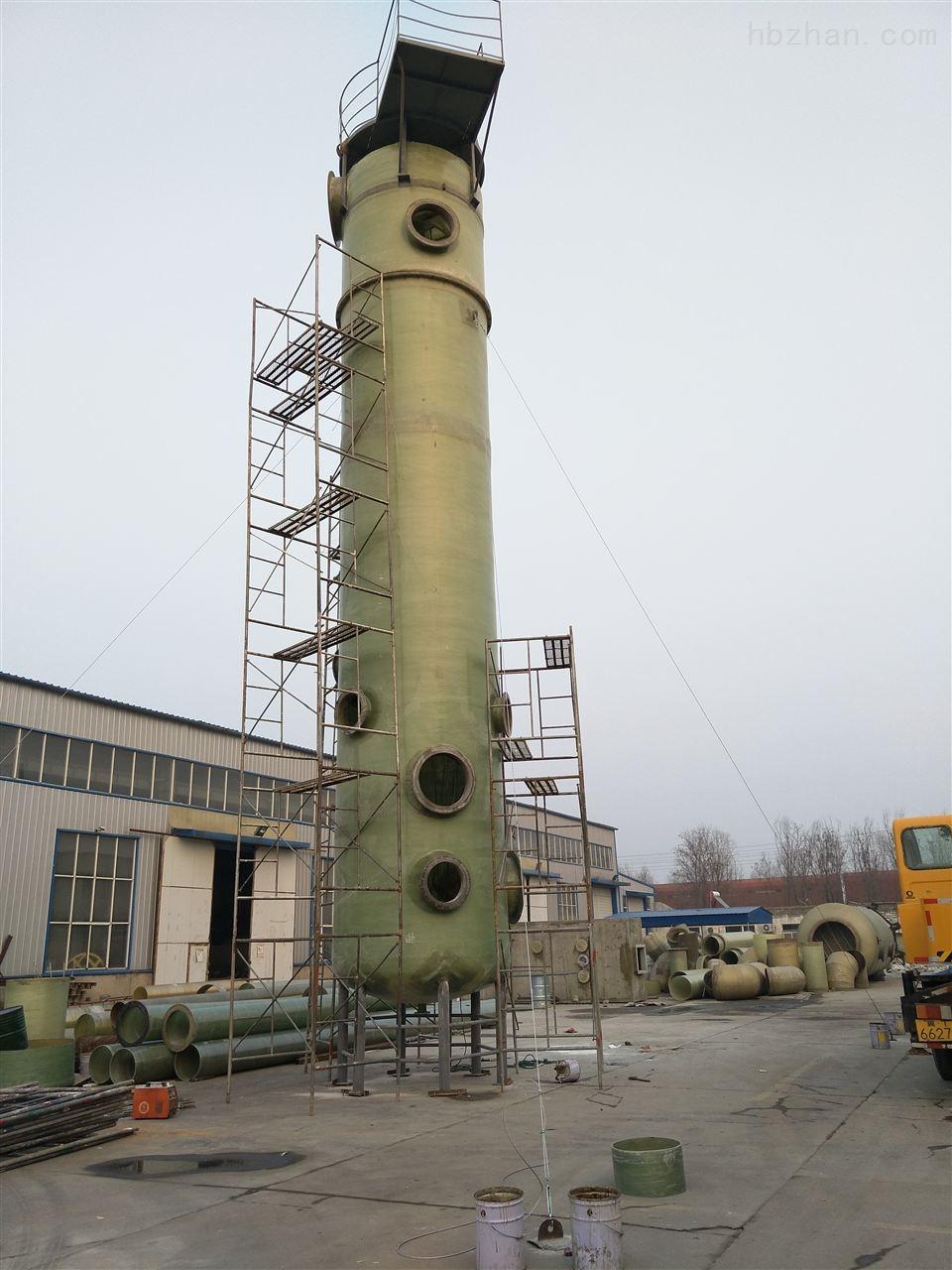 荆州玻璃钢脱硫除尘器厂家