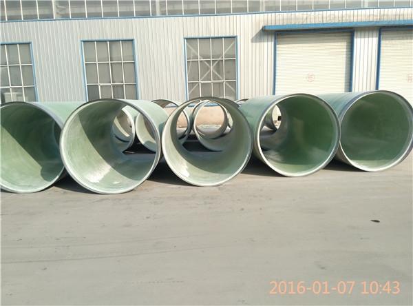 佳木斯玻璃钢夹砂管厂家