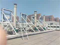 工业废气处理马鞍山网带炉油烟净化设备报价单