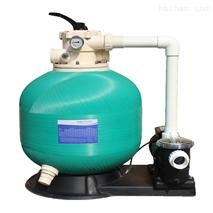 泳池水过滤设备一体式砂缸过滤器