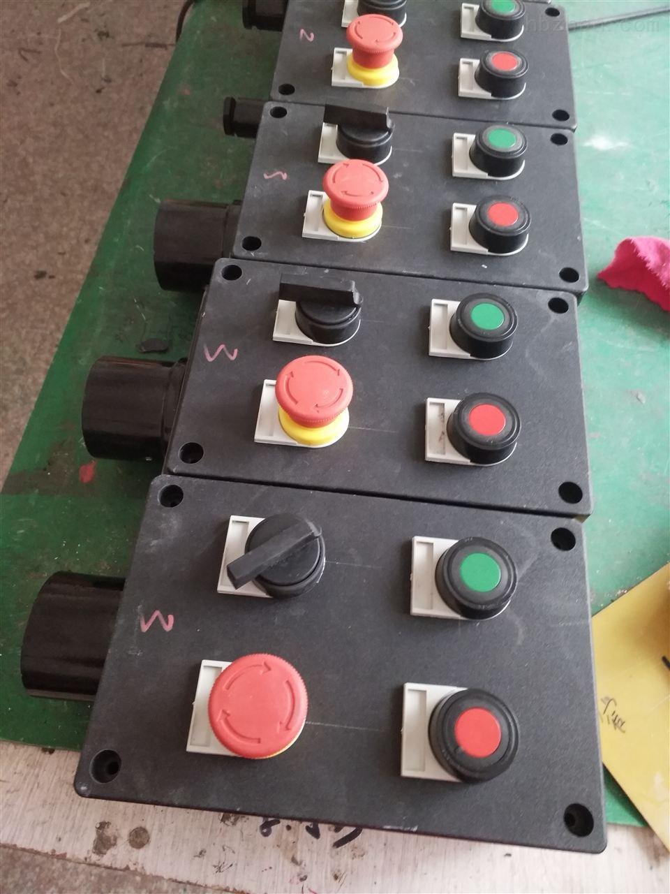 长治电伴热防爆防腐操作柱