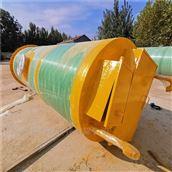 无锡玻璃钢一体化预制泵站污水雨水提升泵站