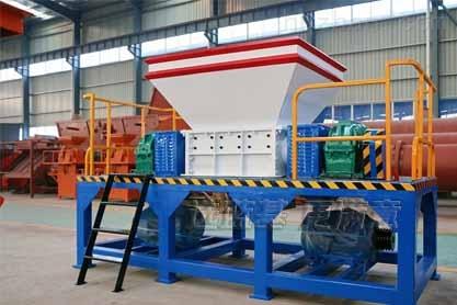 芜湖垃圾破碎机垃圾再生设备技术行业*