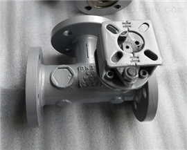 YQ44F組合式三通球閥