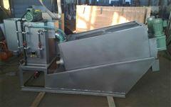 SL叠螺污泥脱水机组成介绍