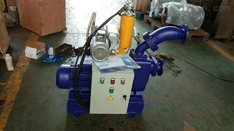 EQZW大流量大吸程自吸排污泵