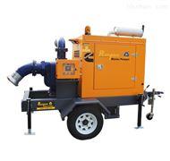 防汛移动排涝泵车