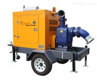 大流量排水移动泵车