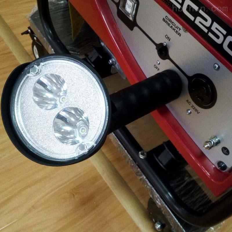 SW27光吸铁防爆手电筒灯头可转向手电