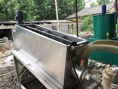 SL粪污处理设备固液分离机