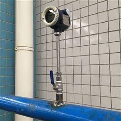 测量压缩空气热式气体质量流量计