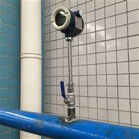插入式/管道式热式气体质量流量计