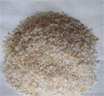 石英砂濾料顆粒均勻水處理專用