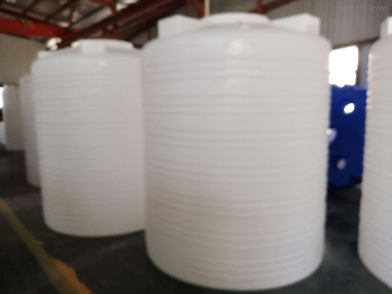 日照5000升塑料储水罐  减水剂储存桶