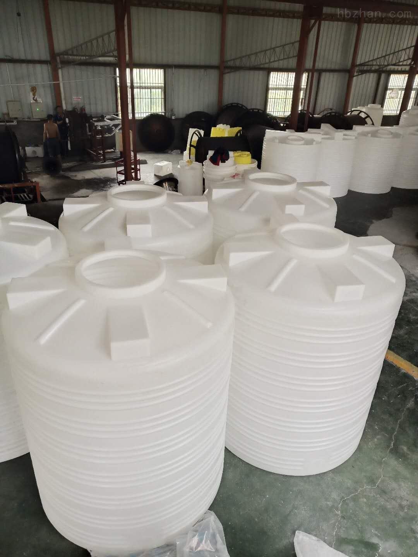 宣城6立方塑料储水箱  减水剂配制罐
