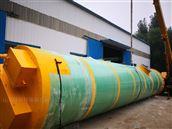 泰州一体化预制泵站 市政管网泵站改造