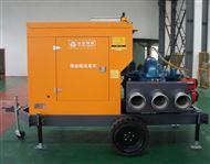 农业灌溉移动泵车