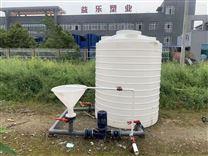 减水剂储存罐PE水箱复配罐厂家