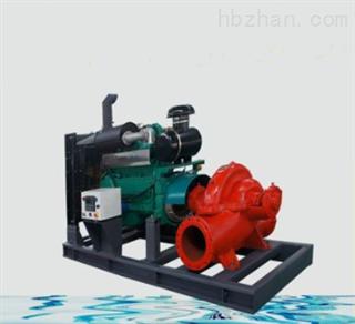 农业抽水灌溉泵车