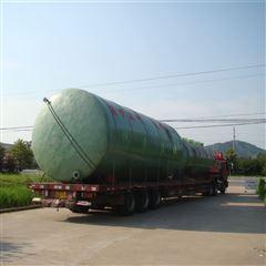SL玻璃钢污水处理设备