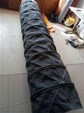 帆布除尘伸缩布袋 专业生产
