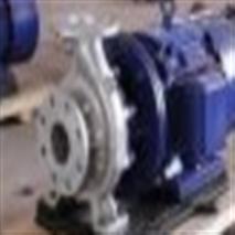 IHG型立式不锈钢管道泵