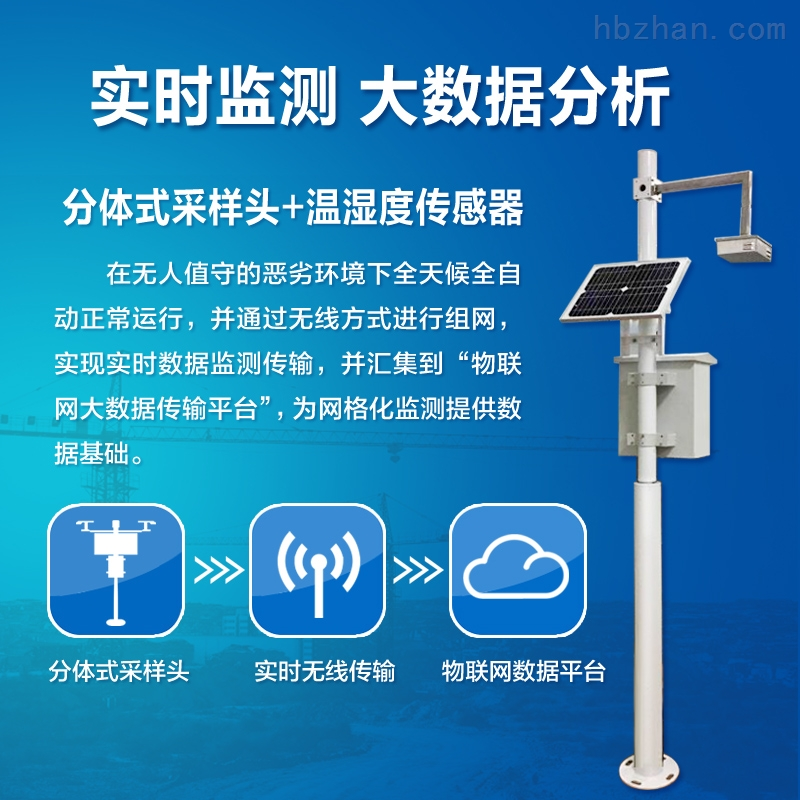 室外空气质量检测设备