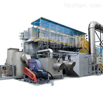 浓缩沸石转轮RTO废气处理设备