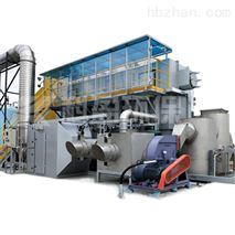 凹版印刷厂涂料废气处理设备