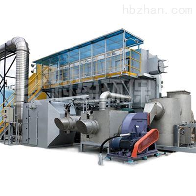 直燃式TO直燃式有机废气处理设备TO