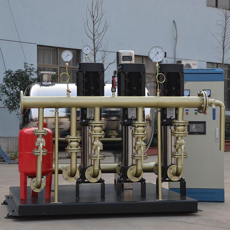 SXBWP无负压变频给水设备