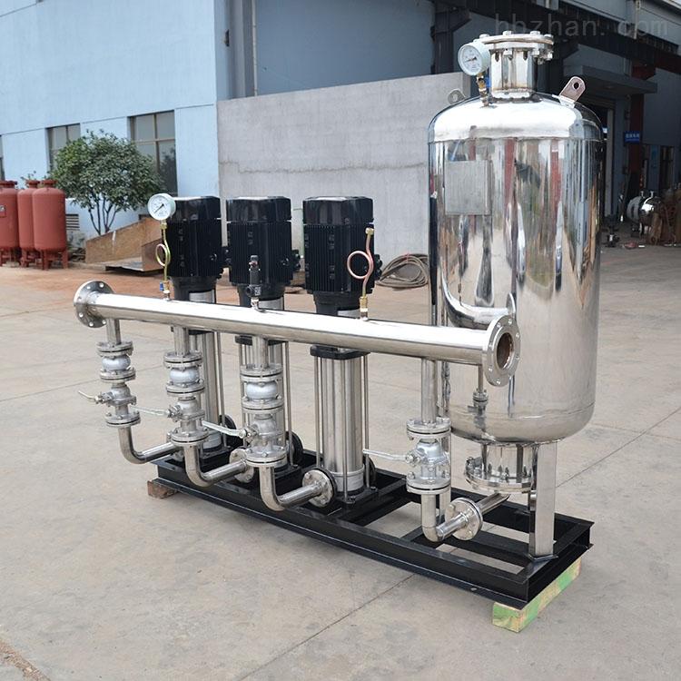 全自动智能型给水成套设备